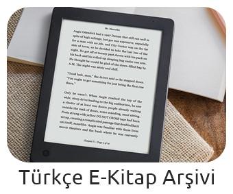 Türkçe E-Kitap Arşivi