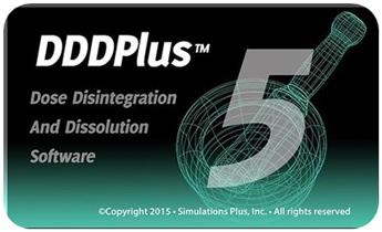 Simulations Plus DDDPlus v5.0