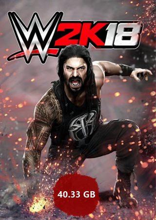 WWE 2K18 PC Tek Link