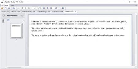 Bullzip PDF Studio v1.1.0.161
