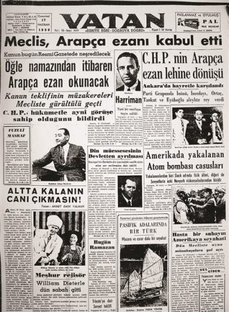 88 Yıllık Dev Gazete Arşivi (1917 - 2007)