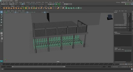 Autodesk Maya 2018 + Update 2 (x64)