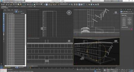 Autodesk 3Ds Max 2018 + Update 4 (x64)