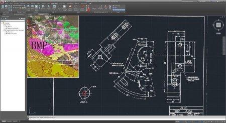 Autodesk AutoCAD Raster Design 2018 (x86 / x64)