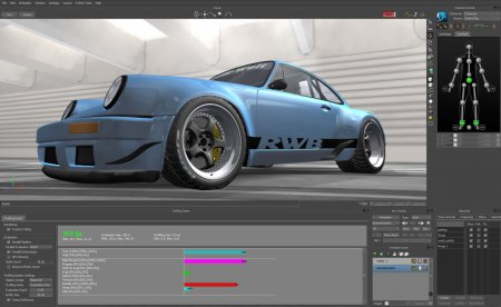 Autodesk MotionBuilder 2018 (x64)