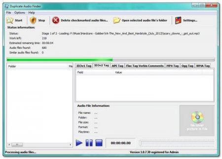 Duplicate Audio Finder v1.0.20.47 (x64)