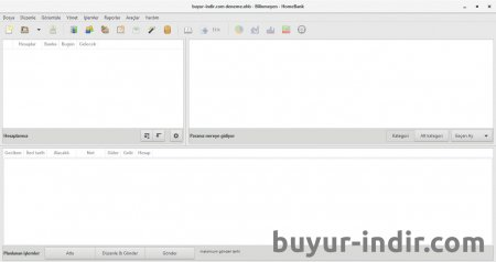 HomeBank v5.1.7 Türkçe