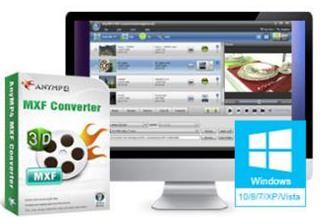 AnyMP4 MXF Converter v7.2.16