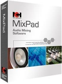 NCH MixPad Masters Edition v5.01