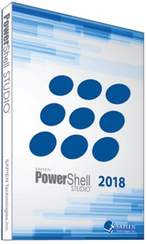 SAPIEN PowerShell Studio 2018 v5.5.148