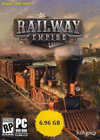 Railway Empire PC Full indir