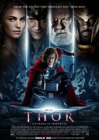Thor | 2011 | 720p | DUAL | MKV