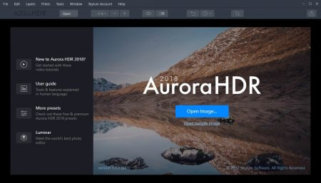 Aurora HDR 2018 v1.1.3.1475