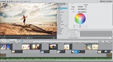 MAGIX Photostory Deluxe 2018 v17.1.2.125