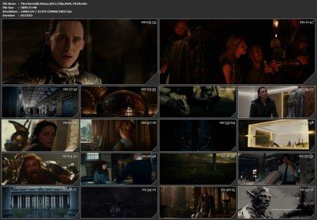 Thor Karanlık Dünya | 2013 | 720p | DUAL | MKV