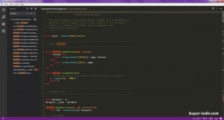 Visual Studio Code v1.20.1