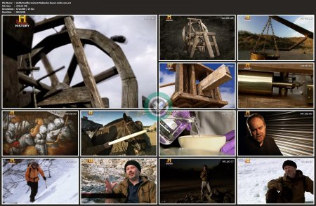 Antik Keşifler: Askeri Makineler