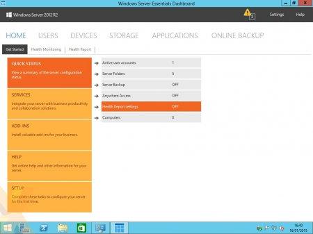 Windows Storage Server 2012 R2 (TR / EN) (x64)