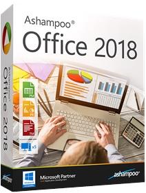 Ashampoo Office Professional 2018 (rev 927.0308) Türkçe