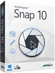 Ashampoo Snap v10.0.5 Türkçe