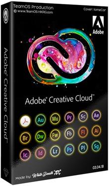 Adobe Creative Cloud 2018 Tüm Programları