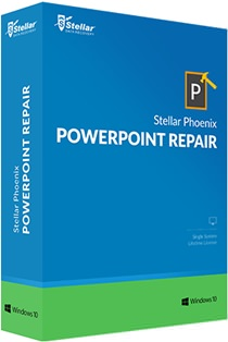 Stellar Phoenix PowerPoint Repair v3.5.0.1