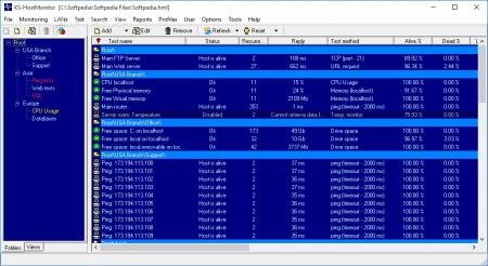 Advanced Host Monitor Enterprise v11.36