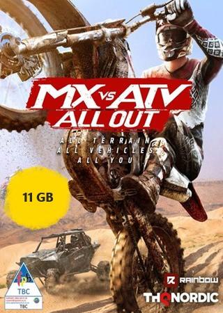 MX vs ATV All Out Full indir