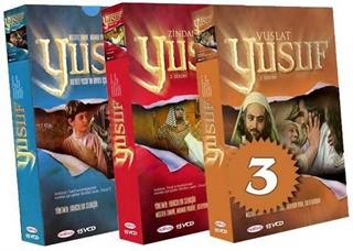 Hz. Yusuf'un Hayatı 1-2-3 Sezon 45 Bölüm
