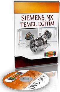 Siemens NX Görsel Eğitim Seti (Türkçe)