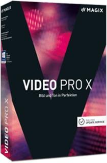 MAGIX Video Pro X10 v16.0.1.236 (x64)
