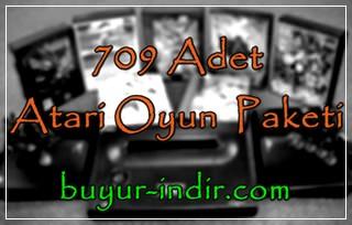 709 Adet Eski Atari Oyun Arşivi - WinKawaks