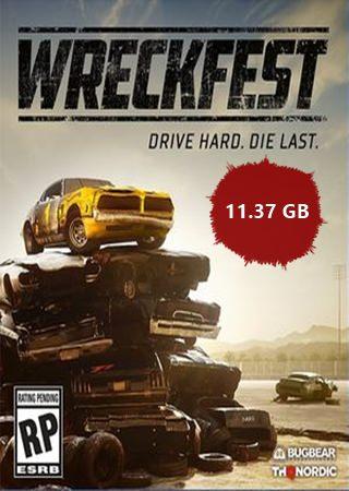 Wreckfest PC Full