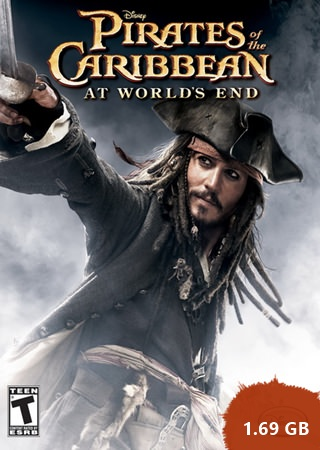 Pirates of The Caribbean At Worlds End PC