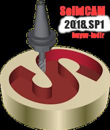 SolidCAM 2018 SP1 (64-Bit)
