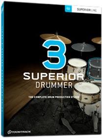 Toontrack Superior Drummer 3 v3.0.3