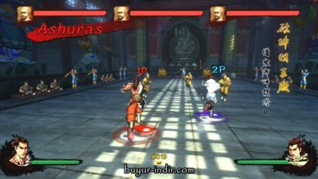 Kung Fu Strike: The Warrior's Rise Full
