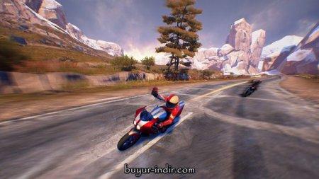Moto Racer 4: Sliced Peak Full