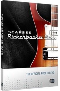 Native Instruments Scarbee Rickenbacker Bass KONTAKT