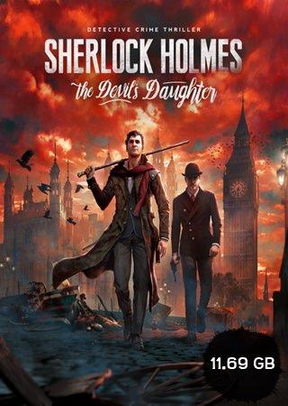Sherlock Holmes: The Devils Daughter Full
