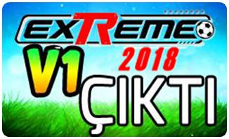 PES exTReme 18 V1 + Kurulum + PES 2018 Türkçe Spiker