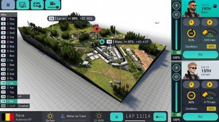 Motorsport Manager Mobile 3 v1.0.1