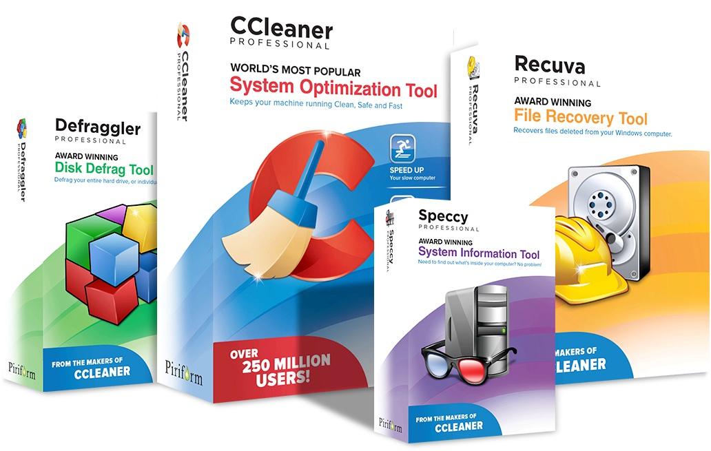 CCleaner Professional Plus v5.61 Türkçe
